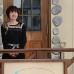 Mayumi at Pension Funny Inn